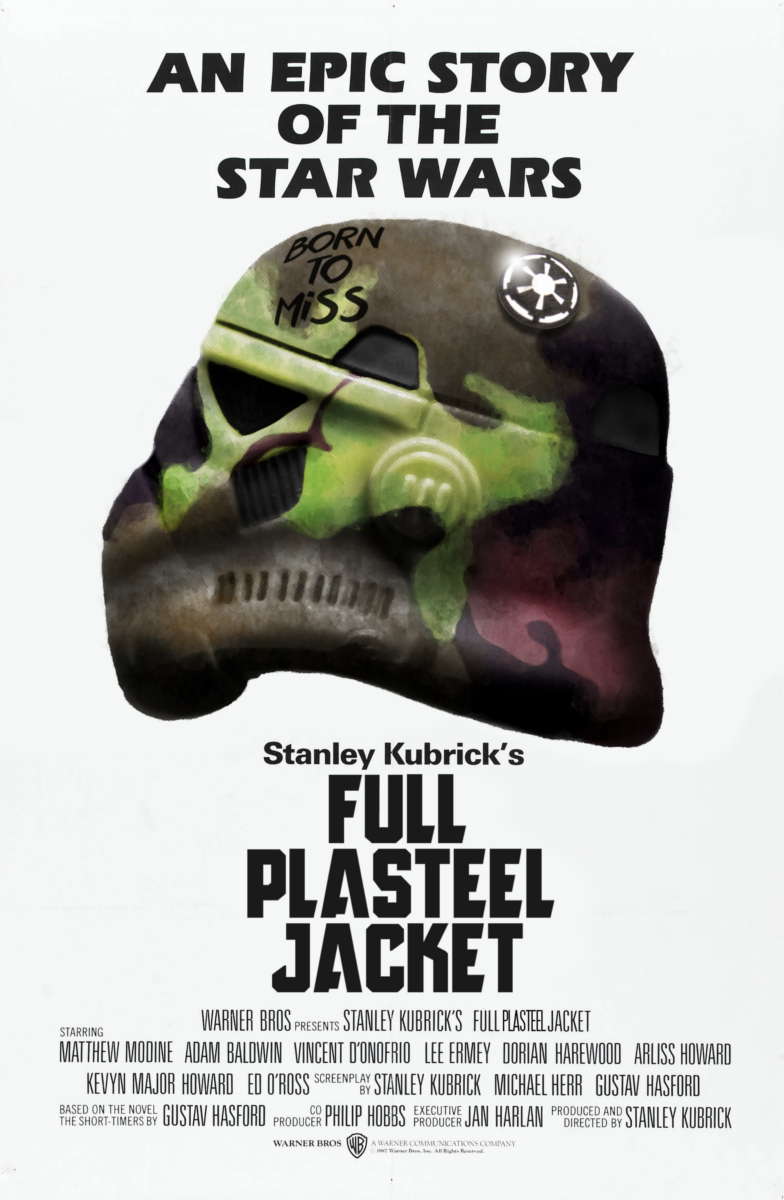 Full Plasteel Jacket