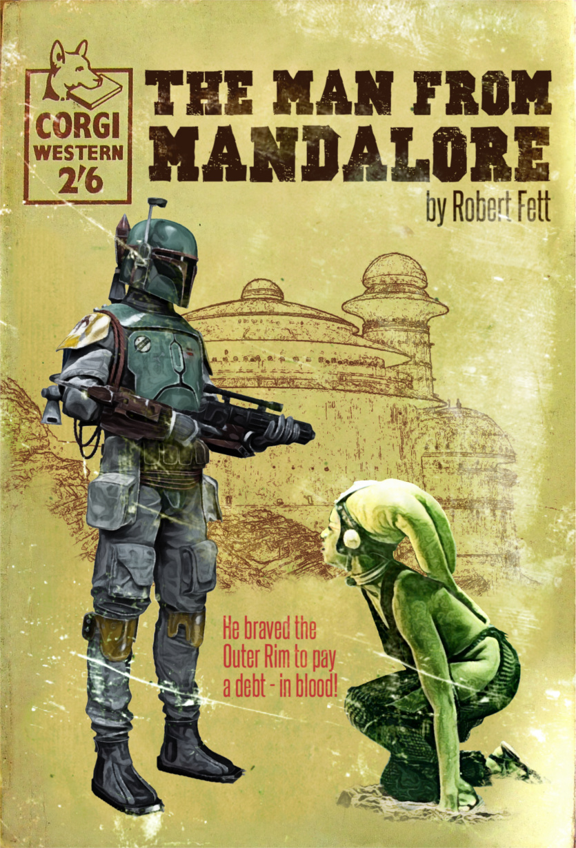 Man from Mandalore