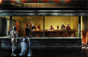 Edward Hopper Cantina