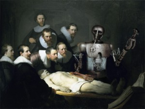 The Anatomy Lesson of Dr. 2-1B